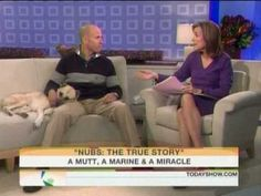 Nubs: The True Story of a Mutt, a Marine & a Miracle on TODAY - YouTube