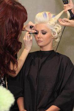 1000 images about blonde bouffant on pinterest rollers