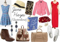 Inspired By: Austenland (Jane Hayes)