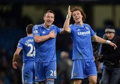 John Terry & David Luiz