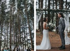 A Waimauku Woodland & Barn Wedding with Stories by Bianca » PAPER & LACE