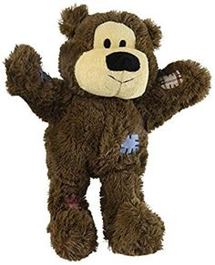 KONG Wild Knots Squeaker Bears for Dogs MediumLarge Colors Vary ** Check out the image by visiting the link. (Note:Amazon affiliate link) #BestSellerBelow10