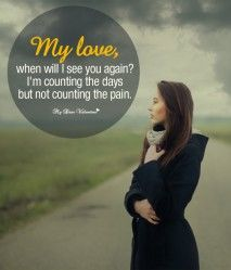 missing love quotes - Google Search
