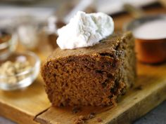 Did you know Silk® has a ton of tasty recipes, like  this one for Gingerbread? http://www.drinksilk.ca/recipes/gingerbread