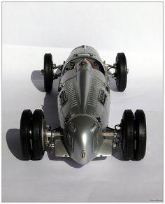 1936-1937 Auto Union Type C Hillclimber