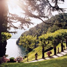 Amazing Italian wedding venue: Villa Balbianello