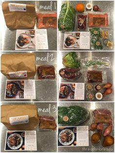 Comparison of blue apron vs hello fresh vs sun basket plus get your sun basket organic meal delivery review 3 free meals threads n breads sun forumfinder Choice Image