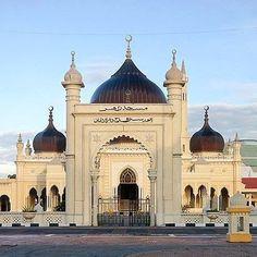 Mosque Zahir, Alor Setar, Kedah, Malaysia.