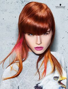 Electric Youth Salon Long. Essential Looks Spring-Summer 2013. Schwarzkopf Professional.