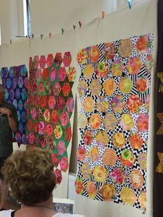 Last weekend I had the great pleasure of attending a Kaffe Fassett class in Wellington.  I've been a big fan of Kaffe Fassett fabrics for qu...