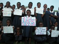 The girls @Tilinanu need your support! Donate here: https://www.givey.com/tilinanu. Please share Xxx #WeAreLove #Malawi
