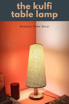 #lamp #design #interiordesign #light #lighting #homedecor #interior #lamps #led #art #lights #vintage #decor #decoration #handmade #lightingdesign #home #photography #architecture #tablelamp #s #furniture #lampe #homedesign #o #love #lampu #lampdesign #interiors #bhfyp Lamp Design, Lighting Design, Teak Wood, Lampshades, Vintage Decor, Diy Tutorial, Table Lamp, Tutorials, House Design