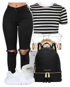 baddie outfits with vans Biker shorts outfit Swag Outfits For Girls, Teenage Outfits, Cute Swag Outfits, Teen Fashion Outfits, Dope Outfits, Trendy Outfits, Girl Outfits, Fashion Clothes, Tween Fashion