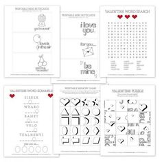 a085e744341c 15 Free Valentine s Day Printables To Make Your ♥ Swoon