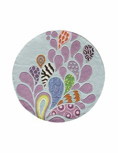 Paisley Explosion Rug