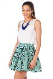 Wildwood Printed Skirt
