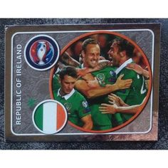 Online Marketplace at eBid United Kingdom : Free to Bid Jack Charlton, France Euro, Uefa Euro 2016, Republic Of Ireland, Football Soccer, United Kingdom, Stickers, Baseball Cards, Boys