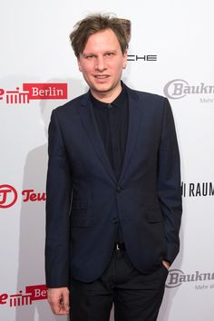 Pin for Later: Das war die 65. Berlinale - seht hier die besten Bilder! Tag 3 Robert Stadlober