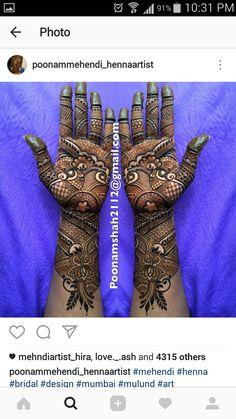 Mehndi Designs Book, Modern Mehndi Designs, Dulhan Mehndi Designs, Mehndi Design Pictures, Wedding Mehndi Designs, Beautiful Mehndi Design, Mehndi Patterns, Mehndi Designs For Hands, Henna Mehndi