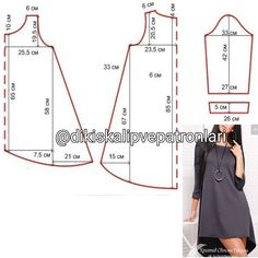Sewing Patterns Free Skirt Stitches Ideas Sewing is goo. Dress Sewing Patterns, Blouse Patterns, Sewing Patterns Free, Clothing Patterns, Free Pattern, Fashion Sewing, Fashion Fabric, Diy Fashion, Sewing Pants