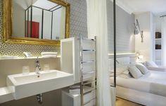 Chambres deluxe vue Tour Eiffel - Hotel Banville