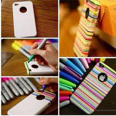 Make your own I phone case