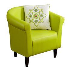 Zipcode Design Barrel Chair & Reviews | Wayfair