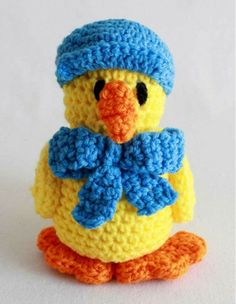 Picture of Easter Baskets and Toys Crochet Patterns Maggie's