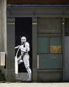 Robocop in OTR | Flickr - Photo Sharing!