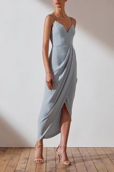 Core cocktail dress - powder blue Shop the Shona Joy Core Cocktail Dress in Powder Blue. Over 250 dresses to shop. Elegant Dresses, Pretty Dresses, Sexy Dresses, Beautiful Dresses, Evening Dresses, Prom Dresses, Dress Prom, Long Dress Formal Elegant, Fancy Dress Outfits