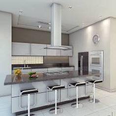 Casa Zibata: Cocinas de estilo minimalista por EL arquitectos
