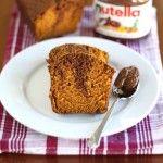 pumpkin nutella bread recipe