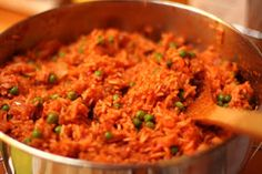 V e g a n D a d: Easy Mexican Red Rice