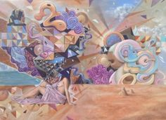 """New Visionary Art » SolPurpose Jack Shure 