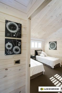 Interior Design Inspiration, Home Interior Design, White Washed Pine, Painting Wood Paneling, Wendy House, Wood Interiors, Home Renovation, House Design, Design Homes