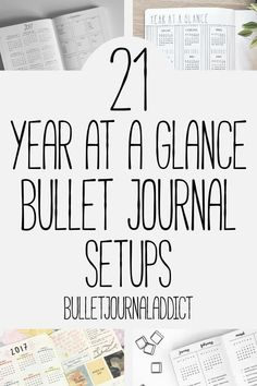 Bullet Journal Future Log Ideas - Year At A Glance Spreads for Bullet Journals - Bujo Inspiration for Future Logs and Year At A Glance Spreads - 21 Year At A Glace Bullet Journal Setups Bullet Journal Future Log Layout, Bullet Journal Yearly Spread, Bullet Journal For Beginners, Bullet Journal How To Start A, Bullet Journal Ideas Pages, Bullet Journal Inspiration, Bullet Journal Year At A Glance Ideas, Bullet Journal For Teachers, Bellet Journal