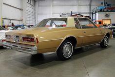 1977 Chevrolet Impala Aero Coupe
