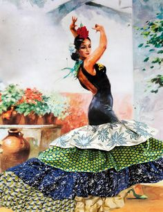 Pasión gitana.............http://www.pinterest.com/ellekebelleke/flamenco/