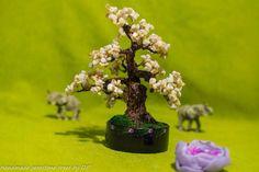 Mother of pearl mini bonsai