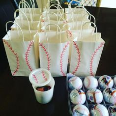 Baseball Birthday Party Ideas for Kids - Baseball Party Ideas - Birthday Kids Baseball Party, Baseball Theme Birthday, Sports Themed Birthday Party, Boys First Birthday Party Ideas, Ball Birthday Parties, 1st Boy Birthday, Basketball Birthday, Cake Birthday, Baseball Caps