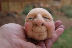 Free Needle Felting Projects | ... skin felt alive flesh tones needle felting wool as a needle felted