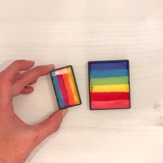 One Strokes vs. Split Cakes: What's the Difference? Face Painting Tips, One Stroke, Different, Rainbow, Cakes, Blog, Rain Bow, Scan Bran Cake, Kuchen