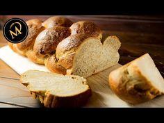 Vollkorn Butterzopf - Backen mit Vollkorn I Back Academy neuer Kurs - YouTube Marcel, Bread, Food, Youtube, Bread Baking, Food Cakes, Brown Bread, Whole Wheat Flour, Interesting Recipes