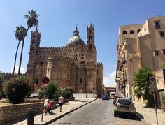 PALERMO  La Cattedrale Normanna