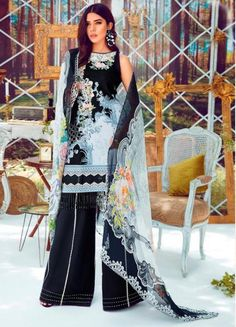Deepsy Suits Firdous 4 Pure Cotton Print With Heavy Self Embroidery Salwar Suit 333 Latest Pakistani Suits, Pakistani Dresses Casual, Pakistani Salwar Kameez, Lawn Suits, Cotton Dresses, Party Wear, Ready To Wear, Pure Products, Womens Fashion