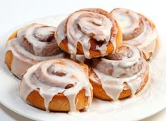 Cinna buns