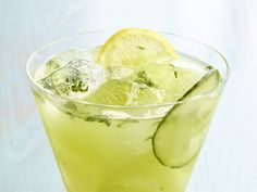 Cucumber Recipes from #FNDish for #SummerFest