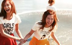 SNSD Yoona Sunny