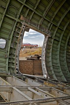 Strange Geographies: The Mojave Desert's Airplane Graveyard | mental_floss
