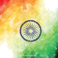 Creative Watercolor Indian Flag Background Image Flag Background, Watercolor Background, Background Images, Indian Flag Wallpaper, Indian Army Wallpapers, Wedding Album Design, Wedding Albums, Indian Flag Images, Free Vector Backgrounds